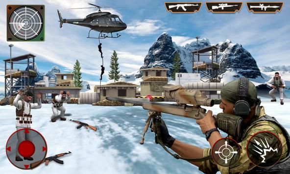 Surgical Strike Attack War 3D screenshot 5