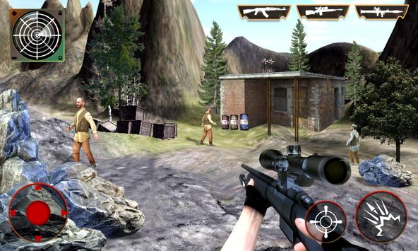 Surgical Strike Attack War 3D screenshot 6