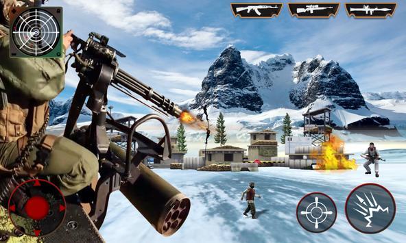 Surgical Strike Attack War 3D screenshot 8