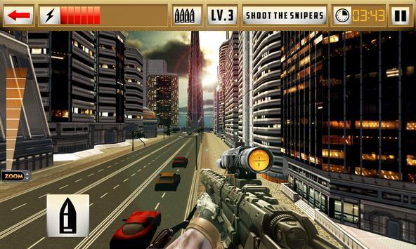 Modern Sniper Fury apk screenshot