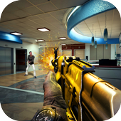 Shoot Hunter 3D: Commando Missions Hostage Rescue icon