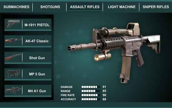 Shoot Hunter 3D: Commando Missions Hostage Rescue screenshot 4