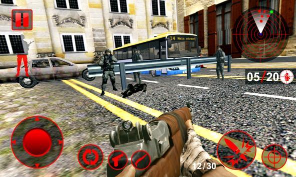 Shoot Hunter 3D: Commando Missions Hostage Rescue screenshot 14
