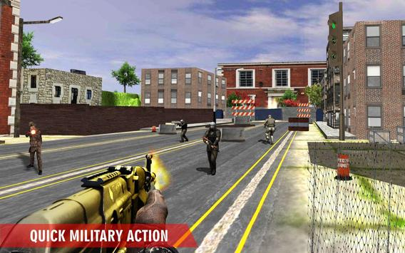 Shoot Hunter 3D: Commando Missions Hostage Rescue screenshot 1