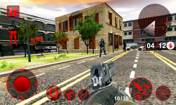 Shoot Hunter 3D: Commando Missions Hostage Rescue screenshot 21