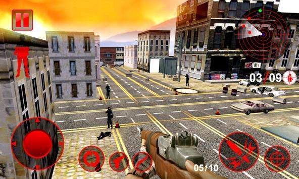 Shoot Hunter 3D: Commando Missions Hostage Rescue screenshot 27