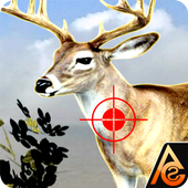 Deer Hunting Sniper Game icon
