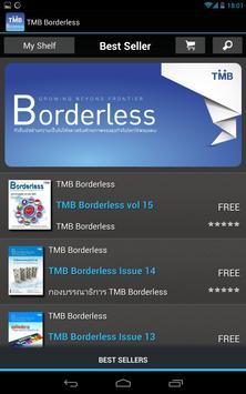 TMB Borderless poster