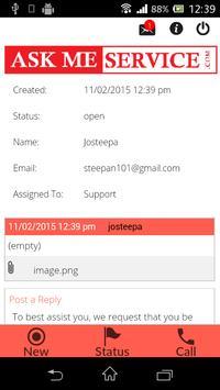 Askme Service apk screenshot