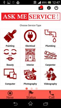 Askme Service poster