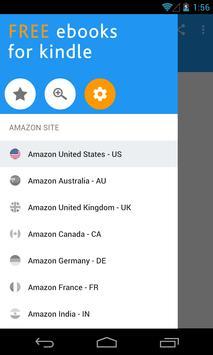 Free eBooks for Kindle apk screenshot
