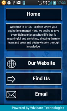 BHSS Mobile apk screenshot