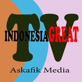TV Online Indonesia Great icon