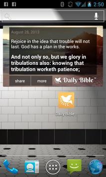 Daily Bible Verses screenshot 3