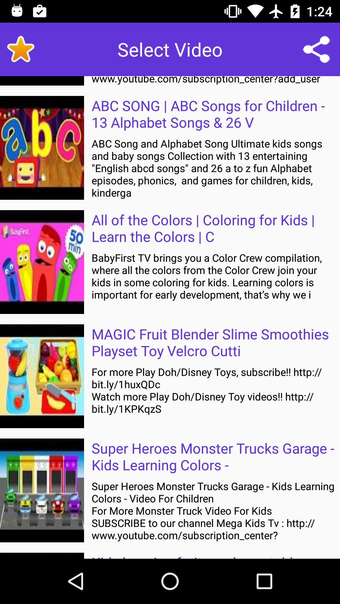 13 Entertaining English Abcd Songs | Abcforkids