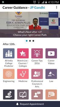 Career Guidance - JP Gandhi apk screenshot