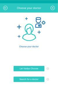 Vaidyo Medical Second Opinions screenshot 1