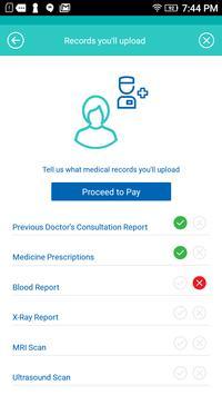Vaidyo Medical Second Opinions screenshot 3