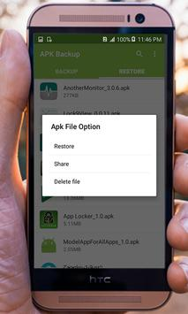 APK BACKUP screenshot 4