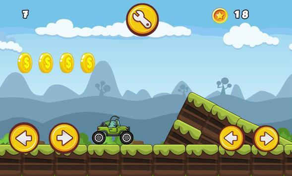 Super Ashe Hill Racing screenshot 1