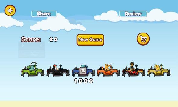 Super Ashe Hill Racing screenshot 2