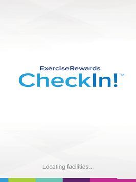 ExerciseRewards CheckIn! screenshot 3