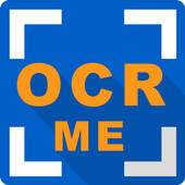 OCR me Photo Scanner Image Translator Recognition icon