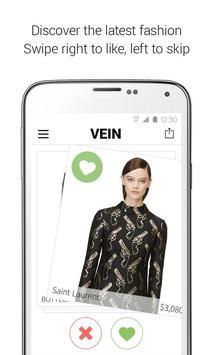 Vein Fashion Trend & Shopping poster