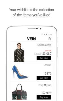 Vein Fashion Trend & Shopping apk screenshot