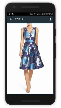 Cocktail Dress Design 2017 apk screenshot