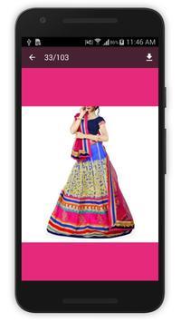 Chaniya Choli Designs 2018 screenshot 4