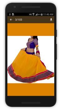 Chaniya Choli Designs 2018 screenshot 2