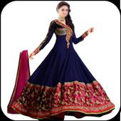 Anarkali Dress Designs 2017 icon