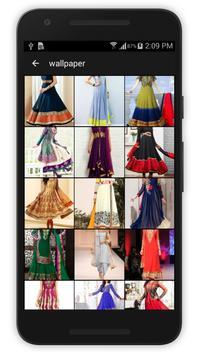 Anarkali Dress Designs 2017 apk screenshot