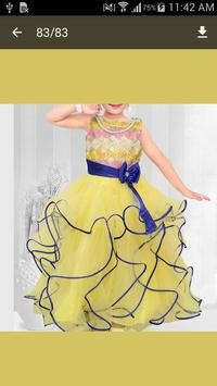 Lovely Baby Frock Designs apk screenshot