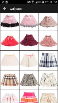 Baby Skirt Idea poster