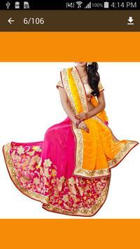 Bridal Saree Design apk screenshot