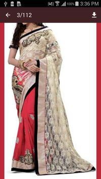 Bridal Saree Design 2017 screenshot 2