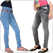 Girls Jeans Fashion 2017 icon