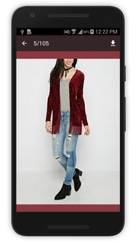Girls Jeans Fashion 2017 screenshot 2
