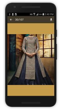 Indo Western Dress Design apk screenshot