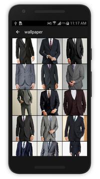 Stylish Man Suit 2017 poster