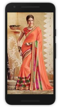 New Saree Designs 2017 screenshot 2