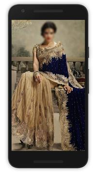 Saree Design Ideas apk screenshot