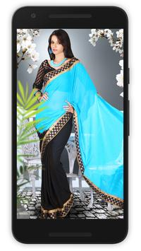 Saree Designs Idea 2017 screenshot 2