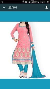 Semi Stitched Dress Design apk screenshot