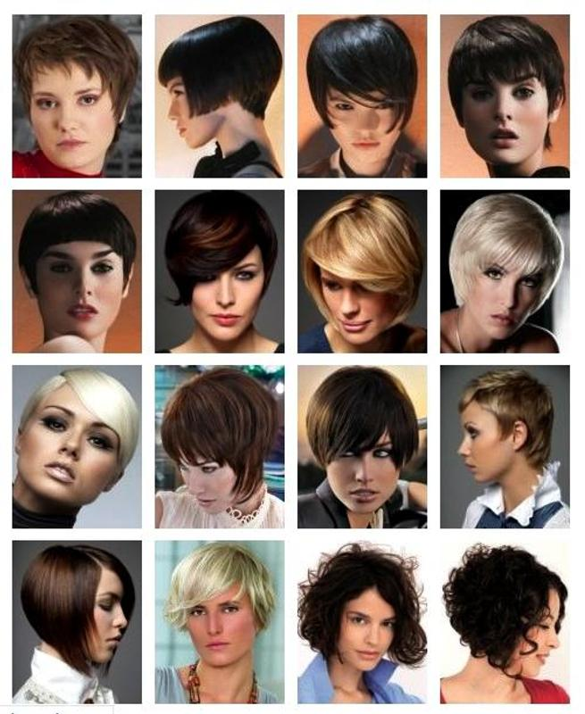 Short Haircuts For Women 2018 For Android Apk Download