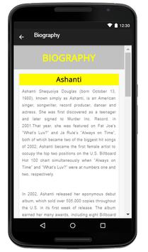 Ashanti - Music And Lyrics screenshot 4