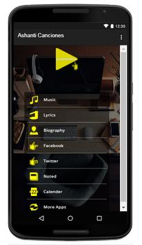 Ashanti - Music And Lyrics screenshot 1