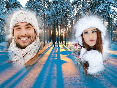 Snowfall Photo Frames New APK Download - Free Photography APP for ...